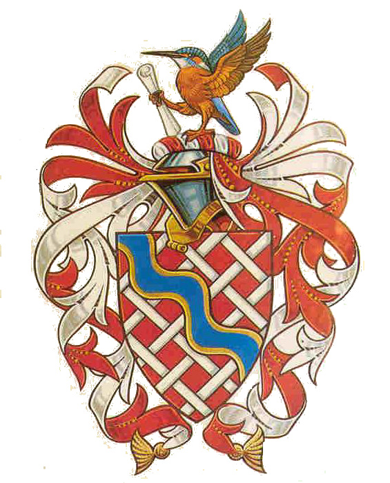 Coat of Arms of the Parish of Sawston